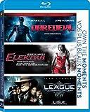 Triple Feature (Daredevil / The League of Extraordinary Gentlemen / Elektra) [Blu-ray]
