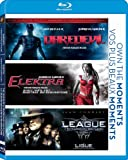 Daredevil / Elektra / the League of Extraordinary Gentlemen [Blu-ray]