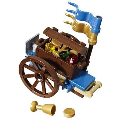 LEGO Castle Forest Ambush 70400: Toys & Games