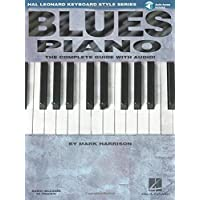 Blues Piano: The Complete Guide With Audio (Book/Online Audio) [Lingua inglese]