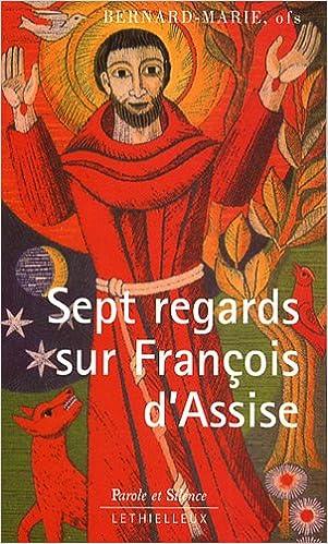 Livres gratuits Sept regards sur François d'Assise epub pdf