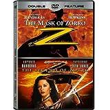 MASK OF ZORRO + LEGEND OF ZORRO Double DVD Feature Set (Both Great Movies together in 1 DVD Set) Antonio Banderas + Catherine Zeta-Jones