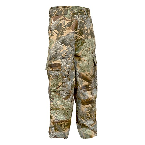 King's Camo Kids Cotton Six Pocket Hunting Pants, Desert Shadow, Youth 18/20 (Pant Pocket 6 Youth)