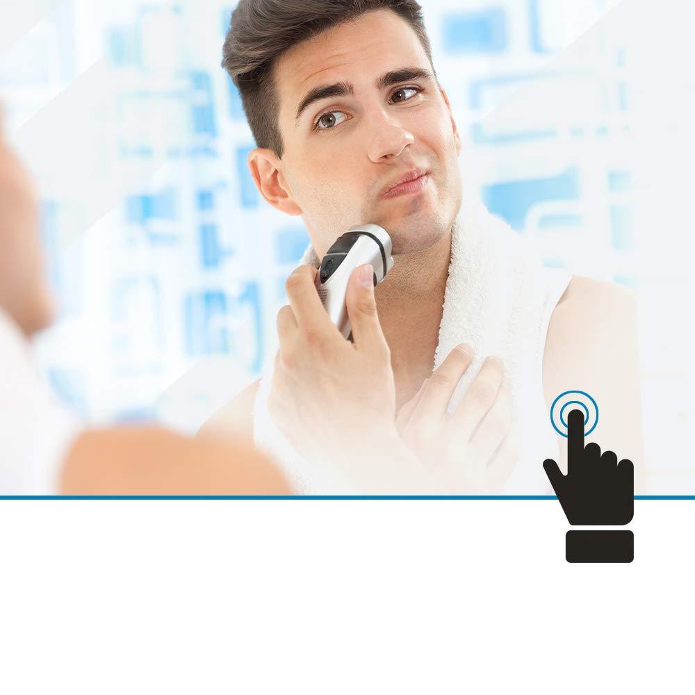 Chrom Farbe Steckdose doppelt unten Links Spiegel ID dein.Spiegel.online Zusatzoption