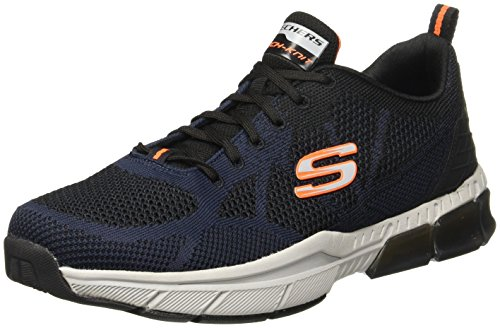 D Cross US Skechers Saliano Navy Training Navy Trontom Men's Orange M CwH0qg