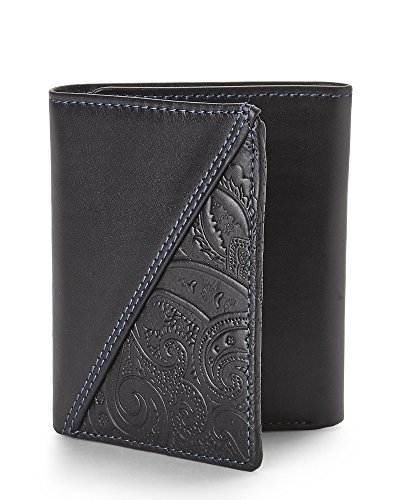 robert-graham-mens-klein-embossed-leather-trifold-wallet-black