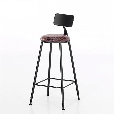 Amazon.com: YFINE – Taburete de barra de hierro para silla ...