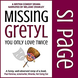 Missing Gretyl Audiobook