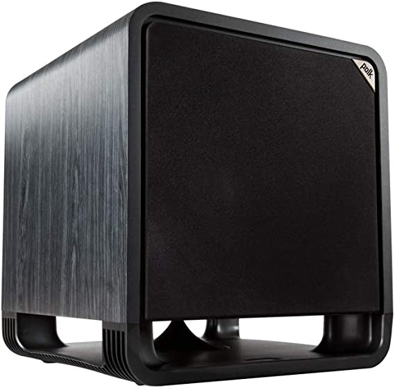 "Polk Audio HTS 12 Powered Subwoofer with Power Port Technology | 12"" Woofer"