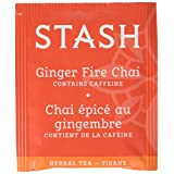 Stash Tea Ginger Fire Chai, 18 Count