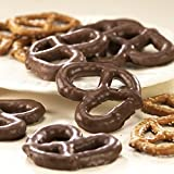 Asher's Gourmet Pretzels, 1Lb (Milk Chocolate)