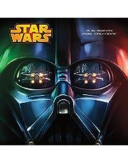 Star Wars Saga 2016 Wall Calendar