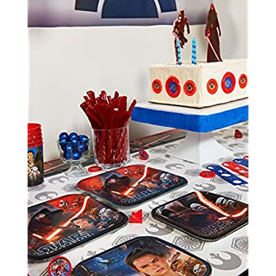 Star Wars Episode VII Plastic Table Cover, Party Favor: Toys & Games