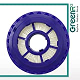 GreenR3 1-PACK Air Filter True HEPA for Dyson 920769-01 Fits DC-41 DC-66 DC-65 DC41 DC66 DC65 Animal Model Series Replacement Parts Cleaning Tool Cleaner Accessories Part Number PN and more