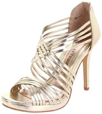 Chinese Laundry Women's Imagine Sandal,Light Gold,5.5 M US