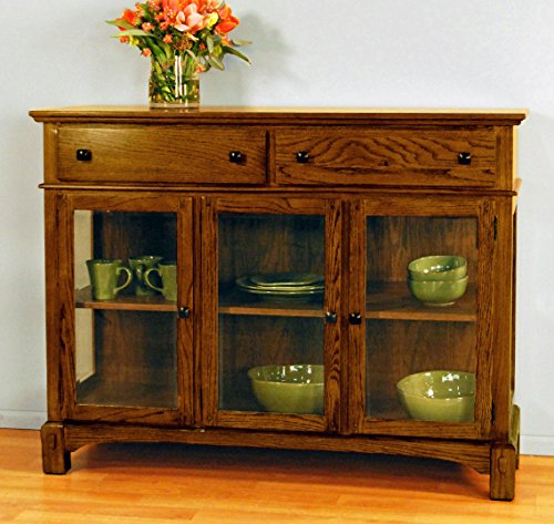 A-America Laurelhurst Sideboard in Mission Oak ()