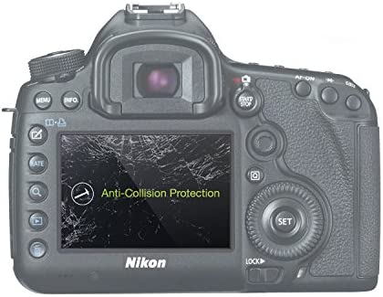 MegaGear Cámaras Protector de Pantalla LCD Compatible con Nikon ...