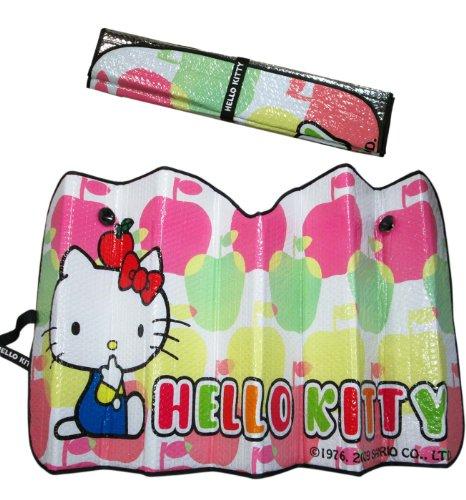 Hello Kitty Car Shade - Hello Kitty Sun Shade (The Shade Car Explorer Dora)