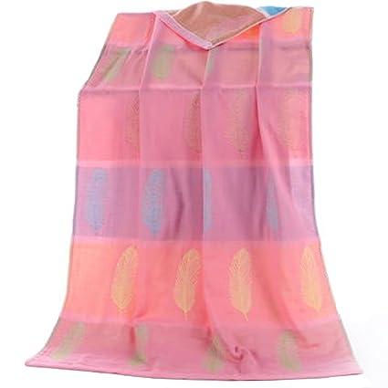 PANDA SUPERSTORE Toallas de algodón personalizadas (140 x 70 cm), toallas de diseño