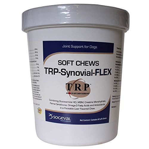 Synovial-Flex Joint Care For Dogs, 60 Soft Chews by Synovial-Flex Soft Chews TRP For Dogs, 60 Chews (Image #2)
