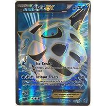 Pokemon XY8 Breakthrough Glalie-EX full art 155/162