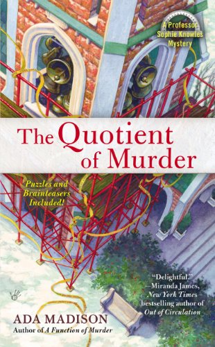 The Quotient of Murder (Professor Sophie Knowles)