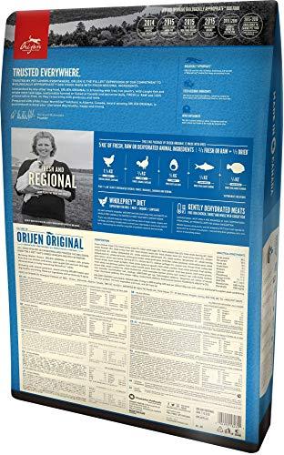 Picture of Orijen Freeze-Dried Adult Original Formula, 6 oz