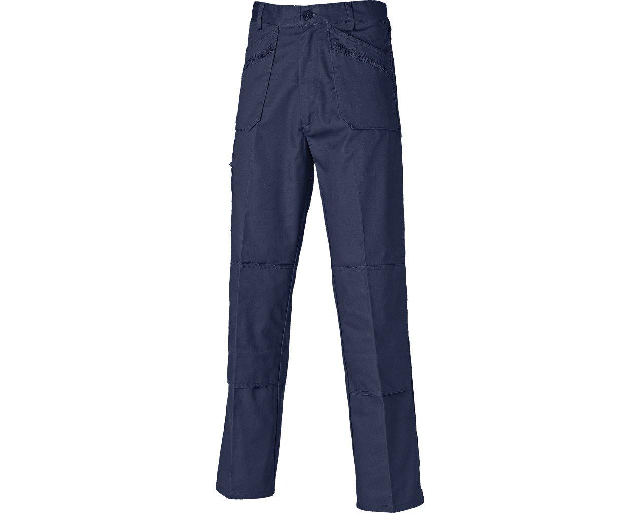 Grey 34T Grey Dickies Redhawk Action Work Trousers 102 EU