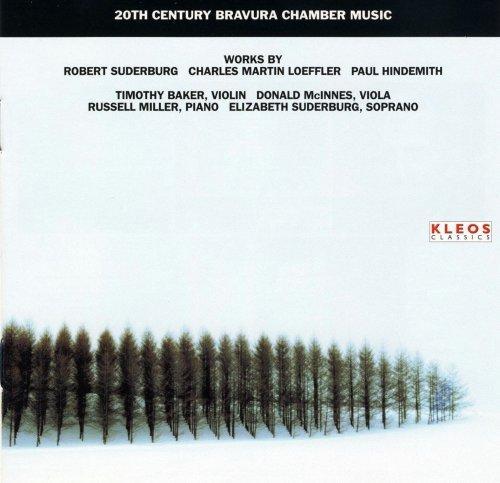 Price comparison product image 20th Century Bravura Chamber Music