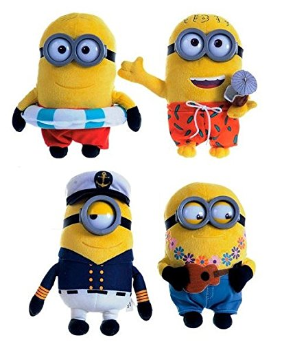 Amazon.com: DESPICABLE ME (MINIONS) - Plush Toy character