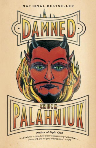 Book cover for Damned