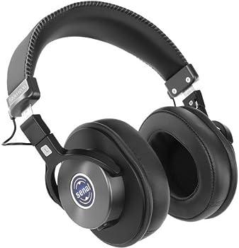 Senal SMH-1200 Over-Ear USB Wired Studio Headphones