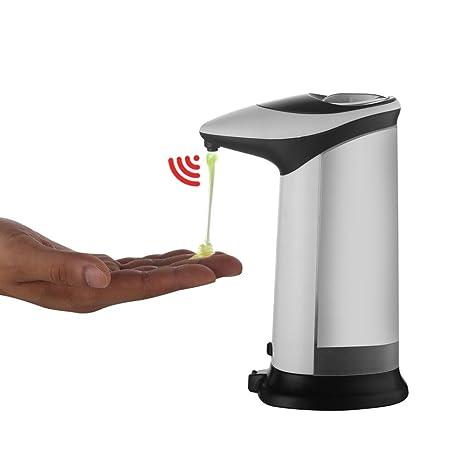 Touchless Infrared Automatic Soap Liquid Dispenser ABS Dispensador 420ml Smart Sensor Sanitizer Kitchen
