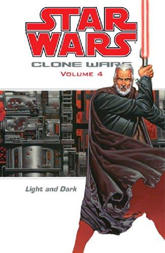 Light and Dark (Star Wars: Clone Wars, Vol. 4)