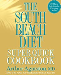 Make fast food superhealthy with hundreds of brand new quick-and-easy recipes from the test kitchens of the South Beach Diet.From meal planning and shopping to prepping, cooking, and serving, you'll save hours of time with this speedy cookboo...