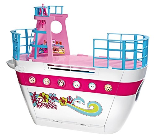 Barbie Sisters Cruise Ship (Renewed) -