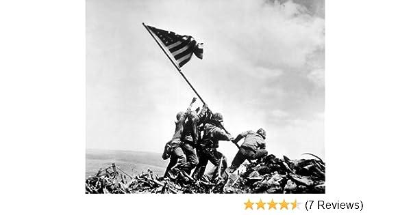 Amazon Iwo Jima World War II Poster Art Photo US Military American History Posters Photos 11x14 Prints