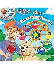 Blippi: I See Something Round