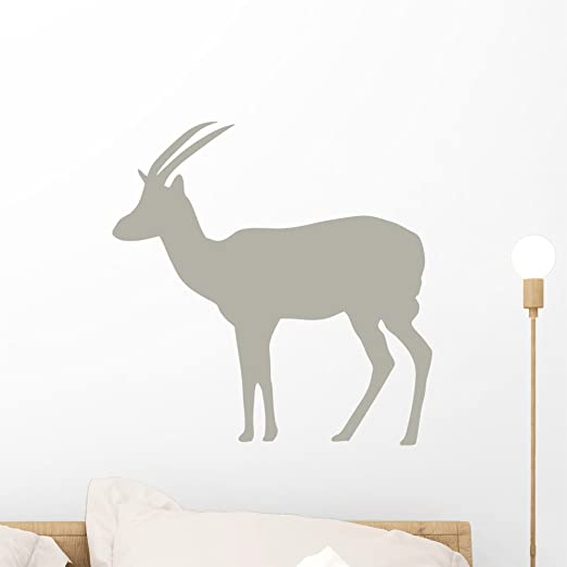 2 x Gazelle-Stickers-Many Colours-Size 240 mm x 43 MM
