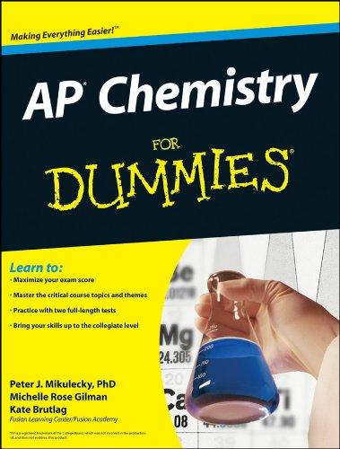 AP Chemistry For Dummies