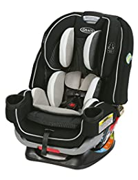 Graco 4Ever Extend2Fit All in One Convertible Car Seat, Clove BOBEBE Online Baby Store From New York to Miami and Los Angeles