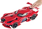 Marvel Hot Wheels Spider-Man Web-Car Launcher (Amazon Exclusive)
