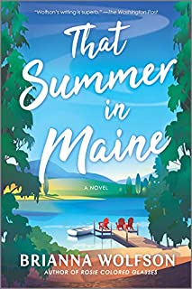 Book Cover: That Summer in Maine: A Novel