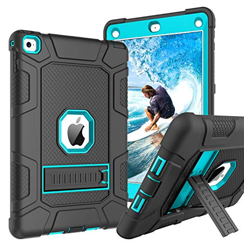 GUAGUA Kickstand Full Body Shockproof Protection