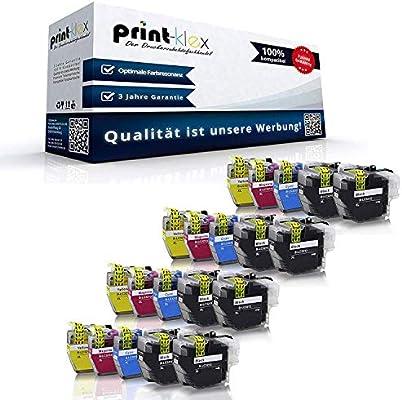 20 x Cartuchos de Tinta Compatibles para Brother MFC J 890 DW MFC ...