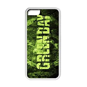 Rockband Modern Fashion Guitar hero and rock legend Phone Case for iPhone 5C(TPU) wangjiang maoyi by lolosakes
