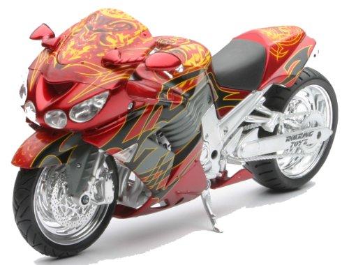 Kawasaki Ninja Zx 14 - 8