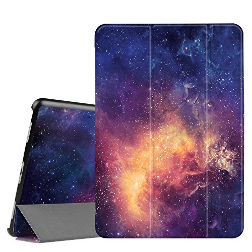 Fintie ASUS ZenPad 3S 10 Z500M Case (NOT FIT Model# Z500KL) - [SlimShell] Ultra Lightweight Stand Cover with Auto Sleep/Wake for ASUS ZenPad 3S 10 (Z500M ONLY) 9.7 Tablet, Galaxy