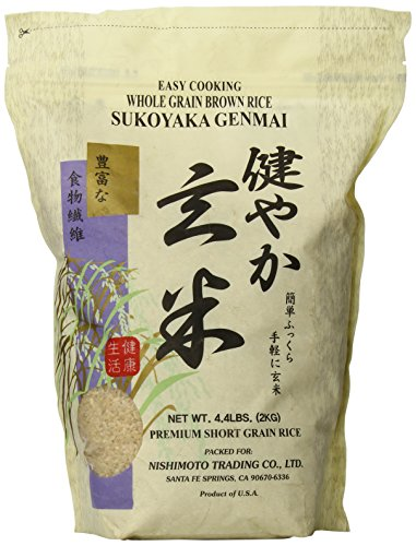 Sukoyaka Brown Rice, Genmai, - Mall Short Hills The