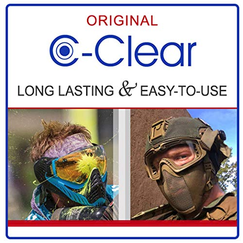 C-Clear Anti Fog Lens Cleaner - (3) 1 Oz Spray Bottles by C-Clear (Image #5)